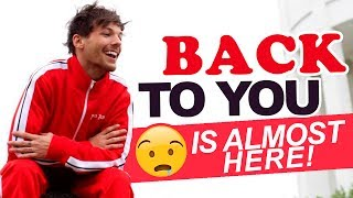 BACK TO YOU IS BEING RELEASED ON... | Bebe Rexha and Niall Horan talking about Louis Tomlinson