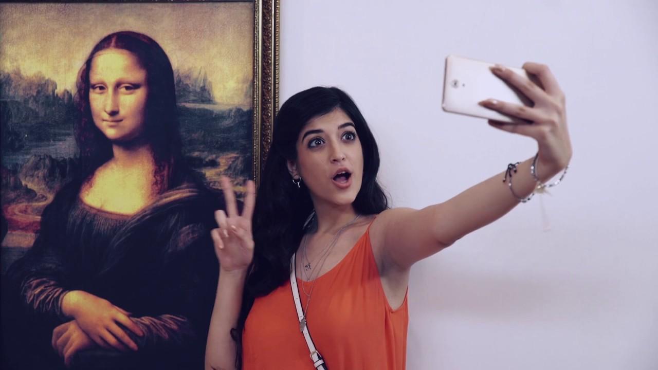 Mehak Manwani Coolpad Mega Selfie Phone Ad
