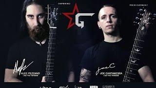 "I Am The Trireme - The Guitarmory ""Polaris"" Pickup Endorsement Demo"