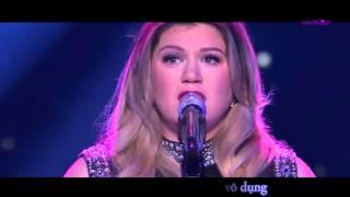 [Vietsub + Kara] Piece by Piece - Kelly Clarkson (AMERICAN IDOL)