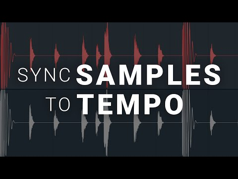 How To Make Any Sample Fit Your Project Tempo In FL Studio 20