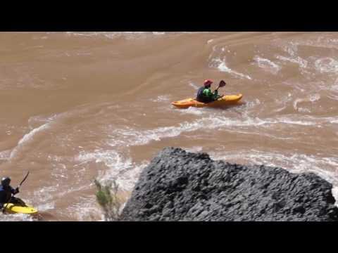 Lava Falls Kayak Run