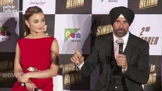 Singh Is Bling Trailer 2015 | Akshay Kumar, Amy Jackson, Lara Dutta | Launch Event
