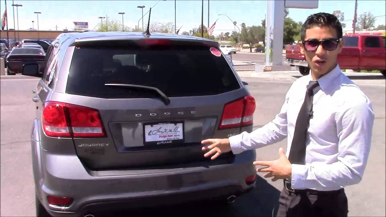 Larry H Miller Tucson >> 2012 Dodge Journey | Larry H. Miller Dodge Ram Tucson | Jonathan Pina - YouTube