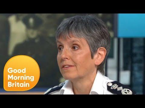 100 Years of Women in the Met Police | Good Morning Britain