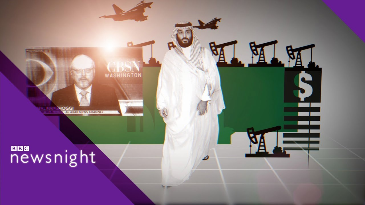 Download Who is the Saudi Prince Mohammed bin Salman? - BBC Newsnight
