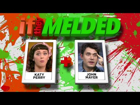 If They Melded: John Mayer & Katy Perry Edition - CONAN on TBS