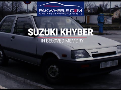 suzuki khyber tribute by pakwheels youtube Pakistan Suzuki Khyber