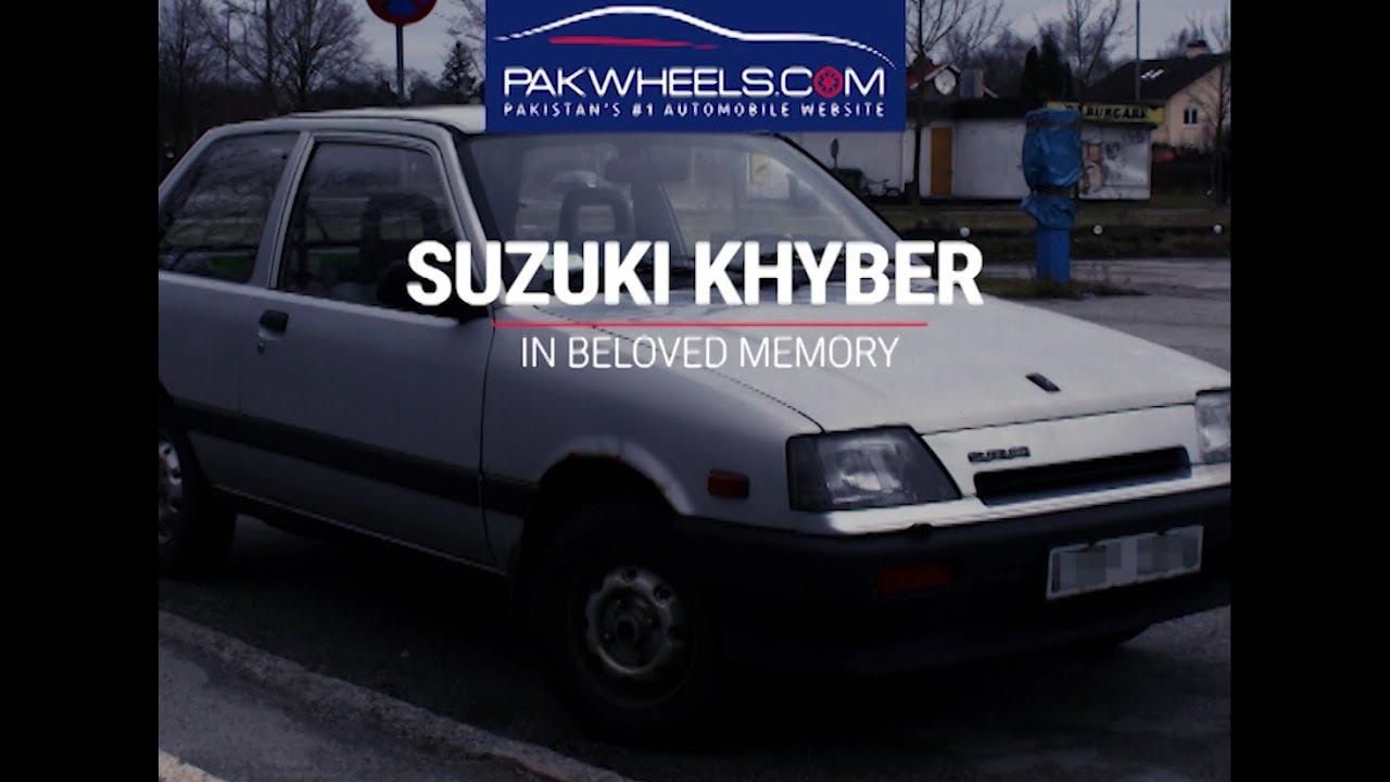 Suzuki Khyber Tribute By Pakwheels Youtube