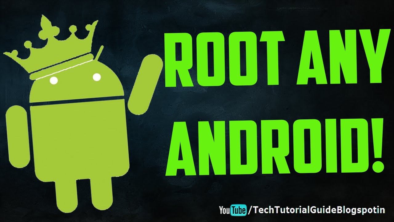 latest android root tool