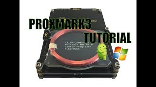 proxmark3 rfid guide complet dГ©marrage windows android