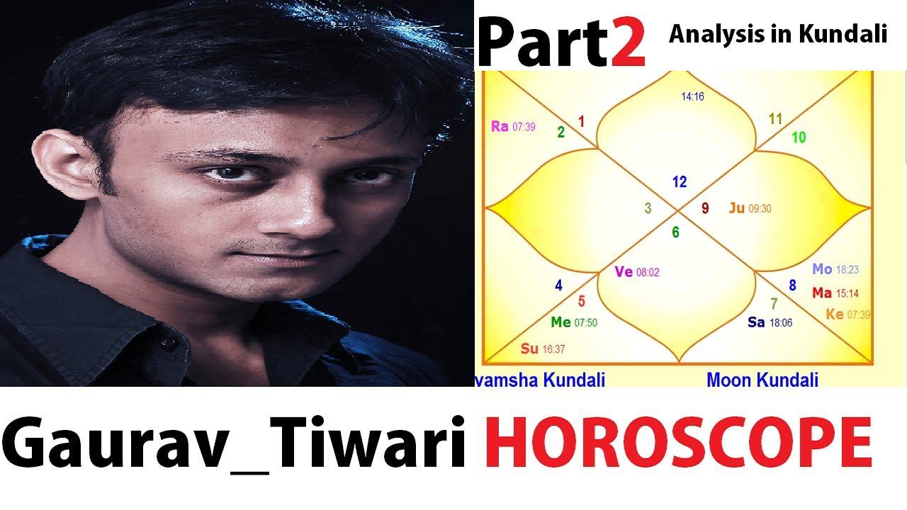 Gaurav Tiwari Part 200 horoscope analysis in hindi भाग 200 ...