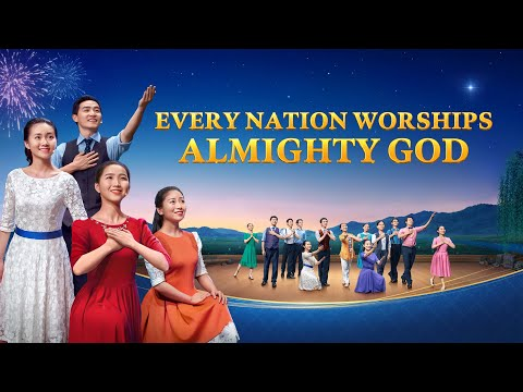 Praise the Return of the Lord  Musical Drama Every Nation Worships Almighty God English Dubbed