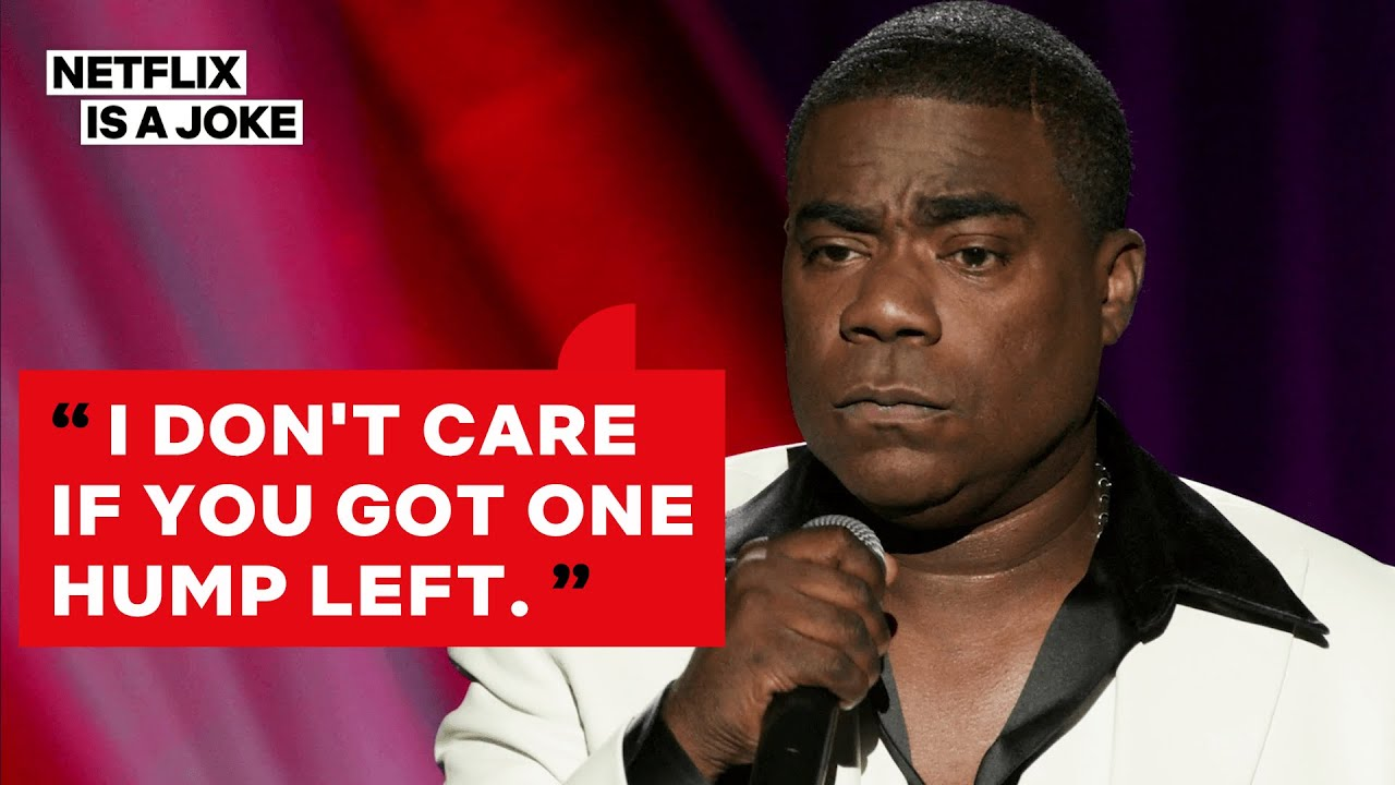How Tracy Morgan Makes Sex Work in His 2nd Marriage | Netflix Is A Joke