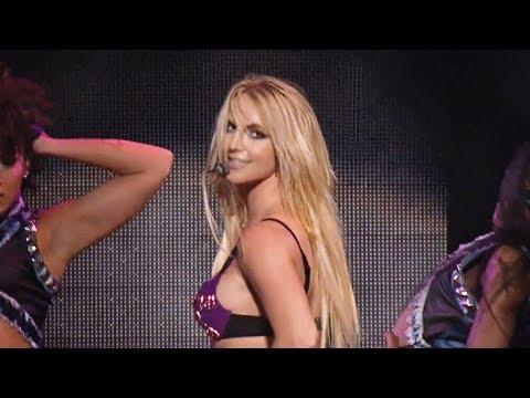 Britney Spears - I'm a Slave 4 U (The Femme Fatale Tour - 2018 Edit)