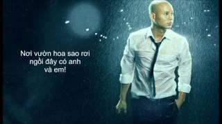 Phan Đình Tùng - Vườn hoa sao rơi - Lyrics