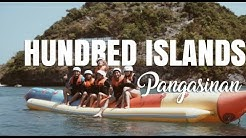 When in Hundred Islands (Alaminos Pangasinan Travel vlog) | Pauline Mendoza