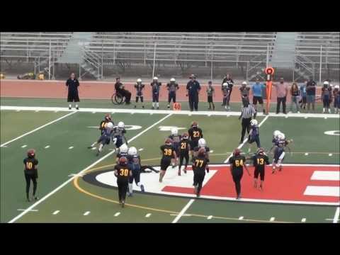 OCJAAF Super Bowl Irvine Chargers Vs Garden Grove Trojans 11-19-2016