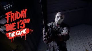 Livestream friday the 13th the game: Ps4 platform: #EpicVictory or #EpicFail