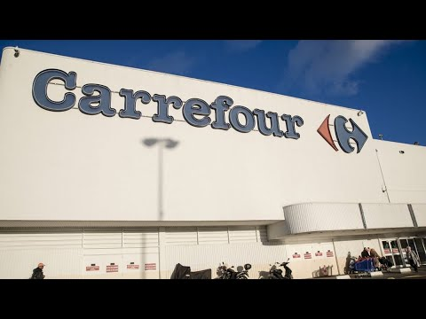 Couche-Tard in Talks to Buy Carrefour