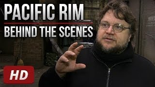 Legendary on the Set of Pacific Rim [HD]