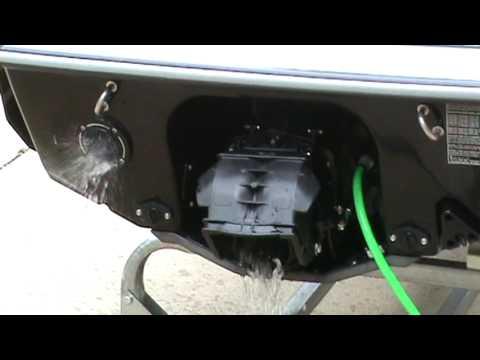 Seadoo Rxpx 255 >> Sea-Doo RXPX Riva Exhaust - YouTube