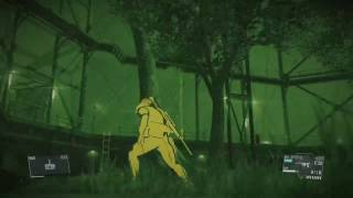 METAL GEAR SOLID V: THE PHANTOM PAIN Animal Conservation Platforms(MGS5:Zoo)