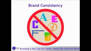 eBay Branding Webinar: Branding Is Not Just for Cattle; Stand Out From the Herd with Sally Milo