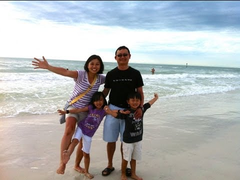Our Clearwater Vacation (Part 2: Choe Family Vacation 2013)