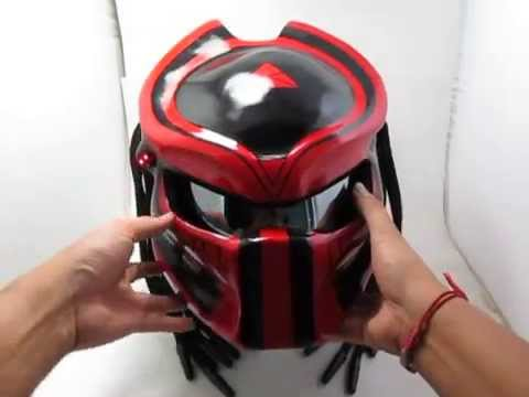 Review predator motorcycle helmet