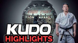 amazing martial art kudo daido juku highlights mma japons