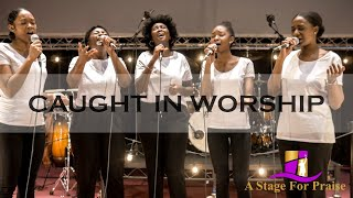 The Kingdom Keepers - Gloria (Spontaneous Worship) | Caught In Worship