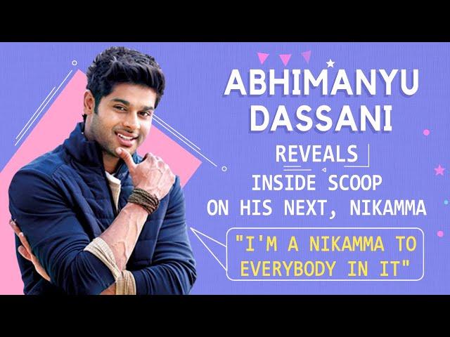 Abhimanyu Dassani divulges inside scoop on his next, Nikamma: I'm a nikamma to everybody in it