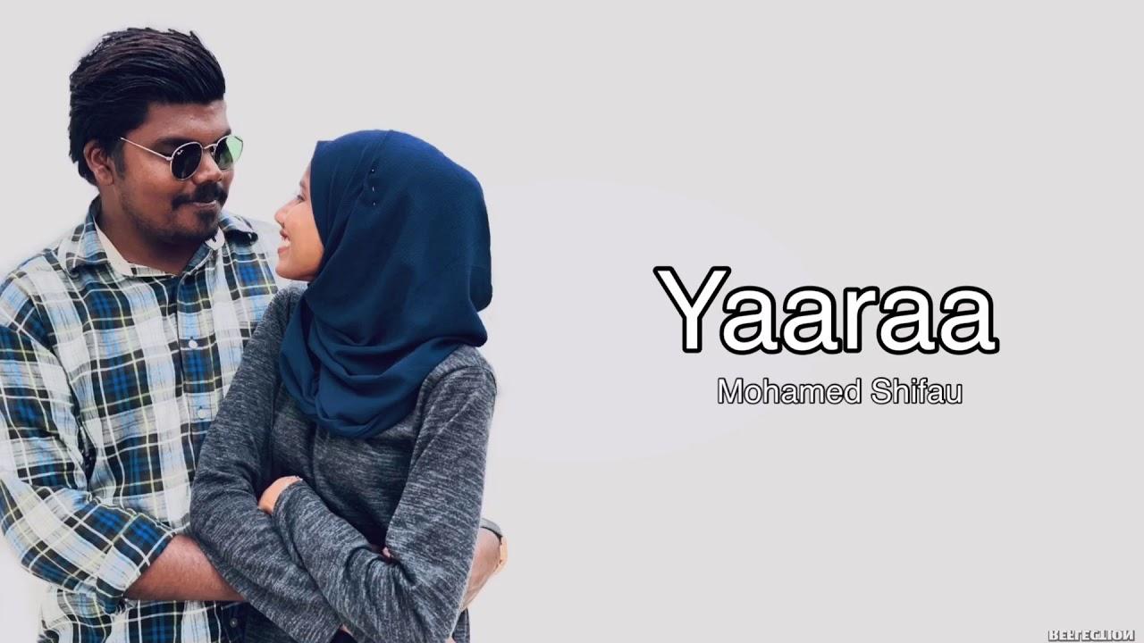 Download Yaaraa   Mohamed Shifau   Official Lyrics Video   SHA Studio  - REFLECTION