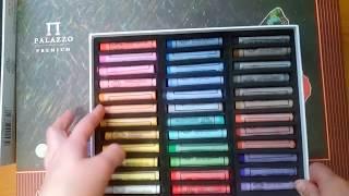новый материал для творчества))) сухая пастель
