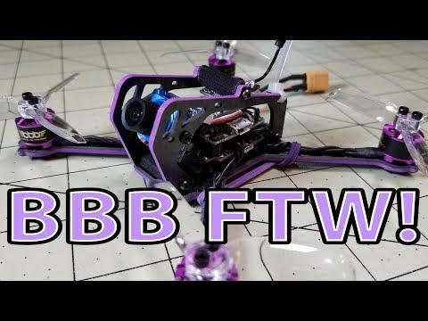 Micro Drones 101 🚁#49⚡ RCX Froggie 135 ⚡👍😀