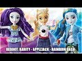 Reboot - Rainbow Dash, Rarity and Applejack - Equestria Girls