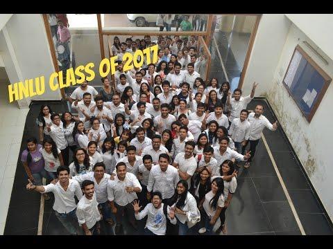 HNLU Class of 2017