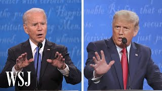 Four Takeaways From the Final Trump-Biden Debate | WSJ