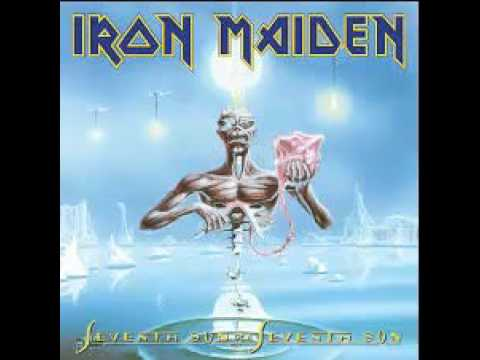 #7 Seventh Son of A Seventh Son (1988) - Iron Maiden (Full Album)