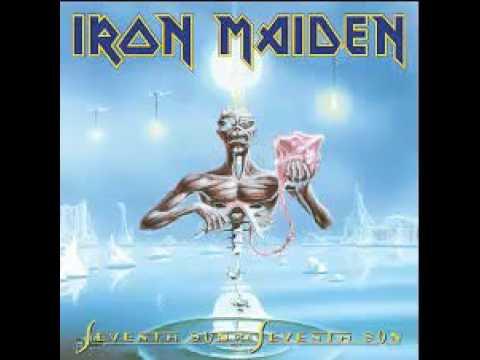 #7 Seventh Son of A Seventh Son (1988) - Iron Maiden (Full Album)
