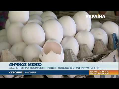 После Пасхи потребление яиц резко возрастает