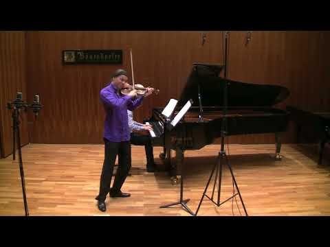 Francis Poulenc, Violin Sonata - I. Allegro con fuoco