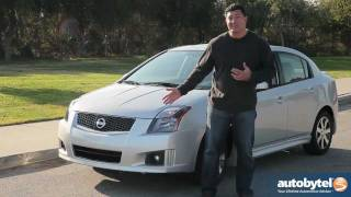 2012 Nissan Sentra Test Drive & Car Review