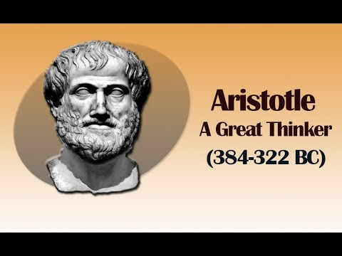 Aristotle Biography Of a Great Thinker in Bengali