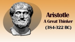 aristotle the great philosopher