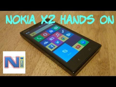 Nokia X2 Hands On