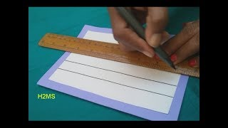 How to make simple & easy greeting card ,diy valentines day, birthday day,roseday,card making ideas