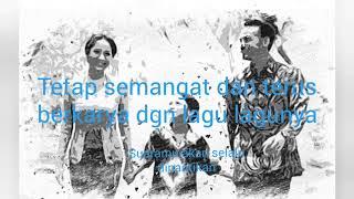 BCL - 12 TAHUN TERINDAH - Jawaban lagu suport by(bang datu)