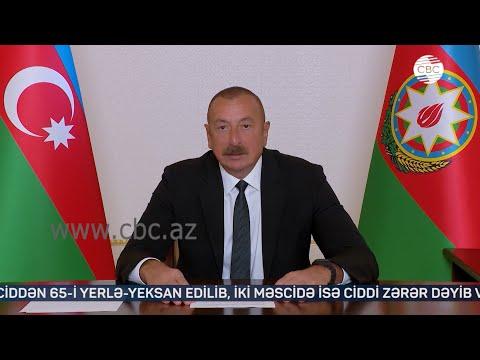 Ильхам Алиев: «Армянская сторона оскорбила весь мусульманский мир»